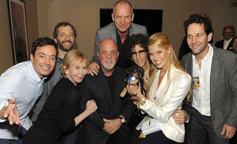 Howard Stern and Beth Ostrosky Stern have adopted
