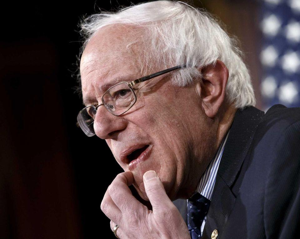 Sen. Bernie Sanders announced on April 29, 2015