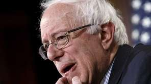 Sen. Bernie Sanders announced on April 29, 2015