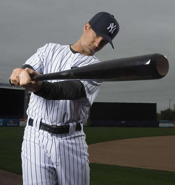 Yankees infielder Cole Figueroa at George Steinbrenner Field
