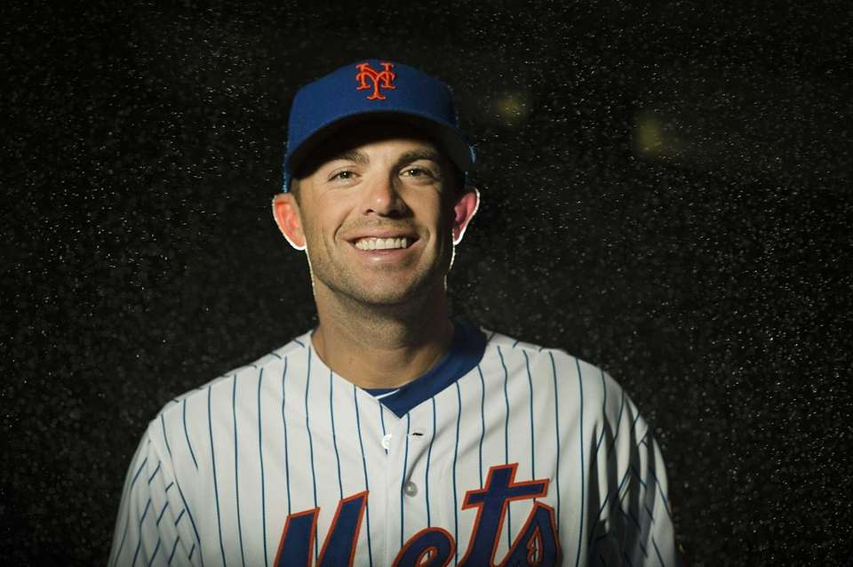 Mets third baseman David Wright is photographed during