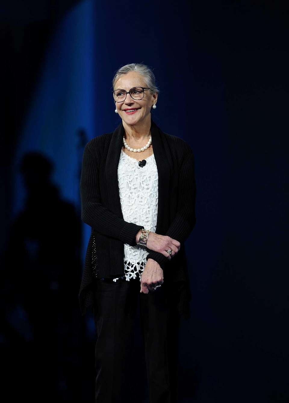 Another Walmart-Walton family member, Alice Walton is worth
