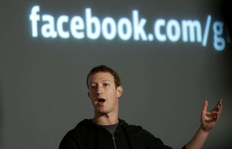 Facebook founder and CEO Mark Zuckerberg is worth