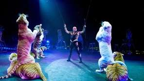 The Ringling Bros. and Barnum & Bailey bring