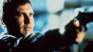 "Ridley Scott's dystopian film noir ""Blade Runner"" (1982)"